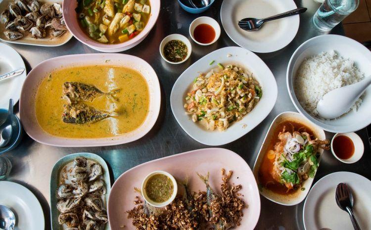 الأكلات البحرية