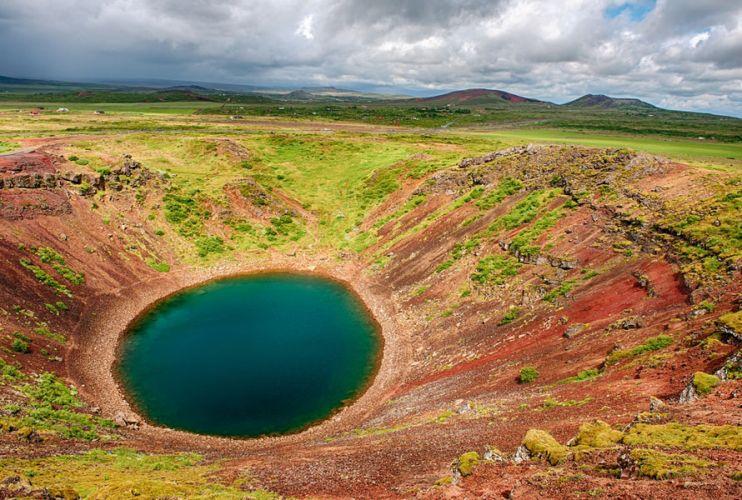 الدائرة الذهبية في أيسلندا