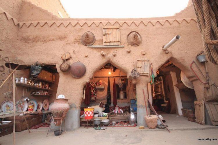 متحف المزعل التراثي