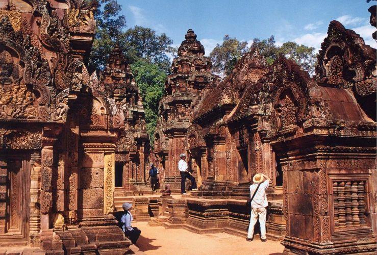 تعرف على أبرز الأماكن السياحية في كمبوديا | سائح