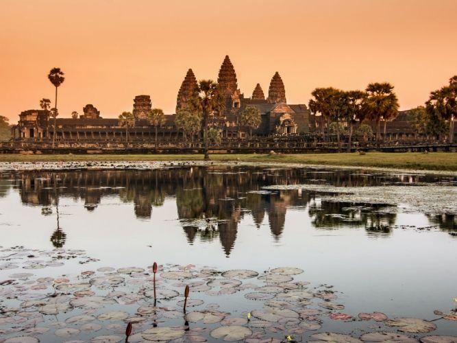 مجمع معابد أنغكور وات