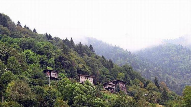 مرتفعات غيتو بتركيا