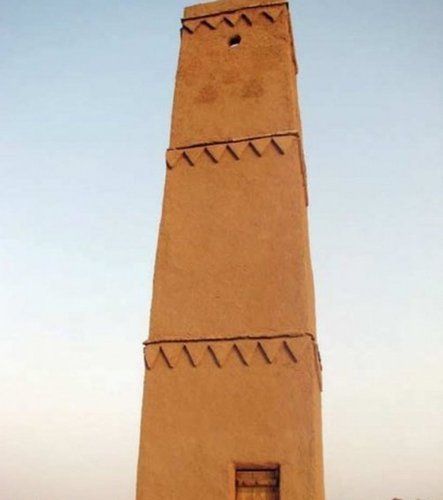 أبراج المراقبة في مدينة شقراء