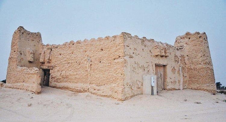 قصر الوزية في الهفوف