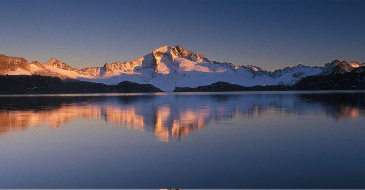 جبال محمية هوهي تاورن