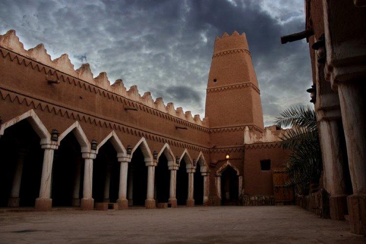 مسجد المفيلقية في مدينة شقراء