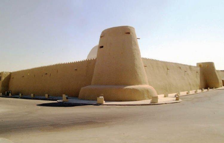 قصر إبراهيم في الهفوف