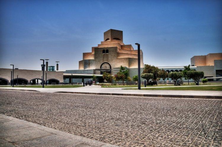 المتحف الاسلامي في قطر