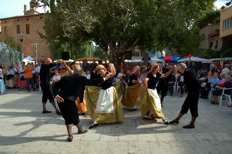 رقصات الكاتالونية التقليدية