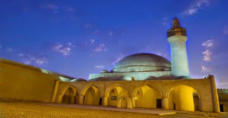 مسجد القبة في الهفوف