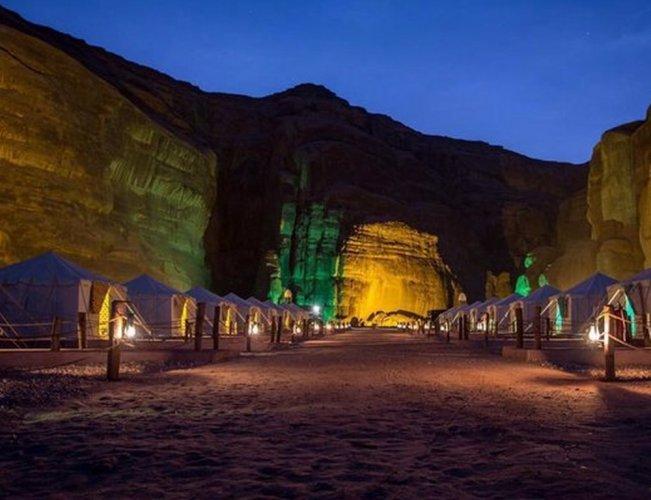 مخيم مداخيل الصحراوي