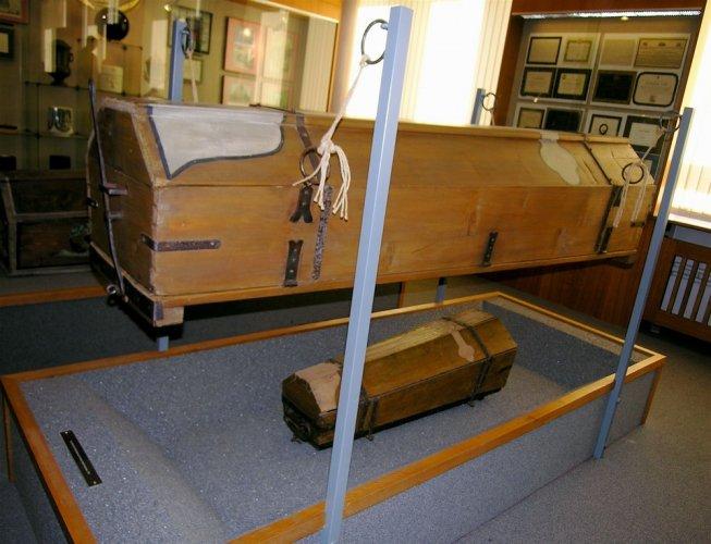 متحف دفن الموتى
