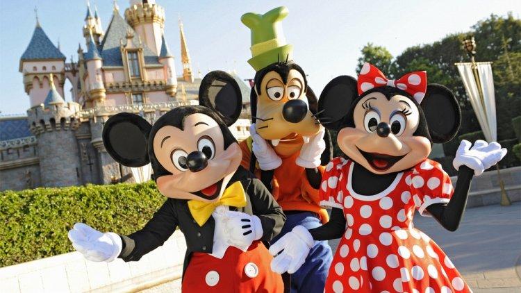 ميكي وأصدقائه