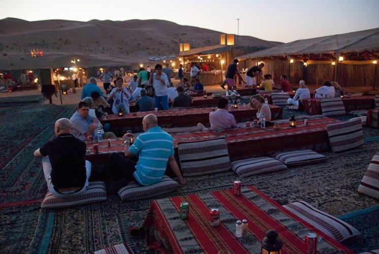 العشاء البدوي