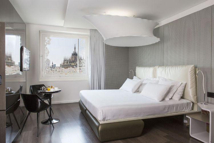 غرفة بانوراما بوسكولو ميلانو