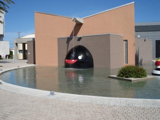 متحف الفن المعاصر في مدينة ميامي