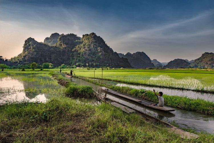 ميانمار بورما