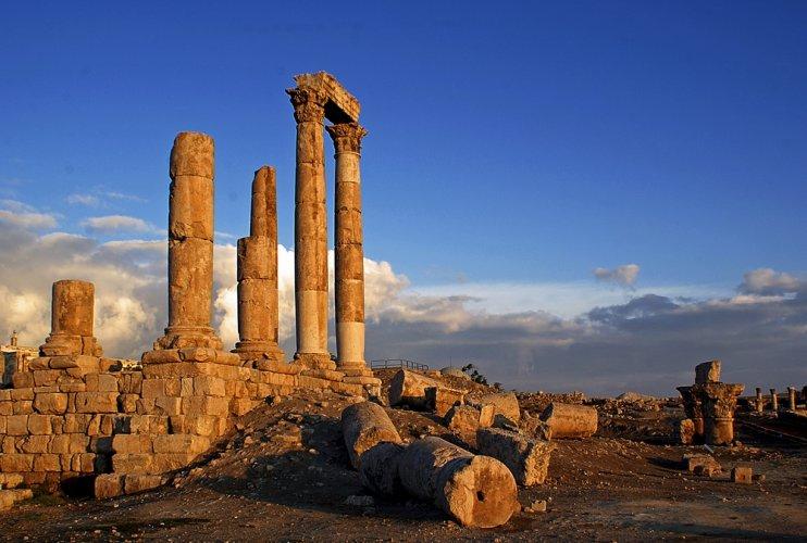 معبد هرقل