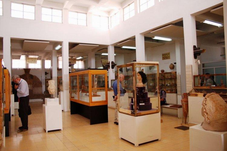 متحف الآثار الأردني