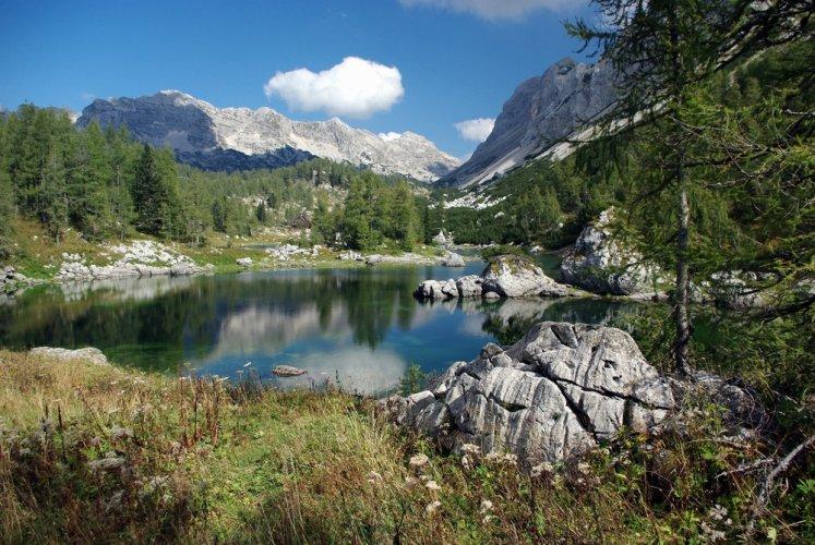 الحديقة الوطنية تريغلاف في سلوفينيا
