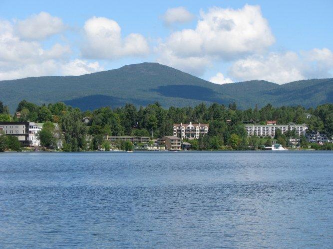 بحيرةليك بلاسيد