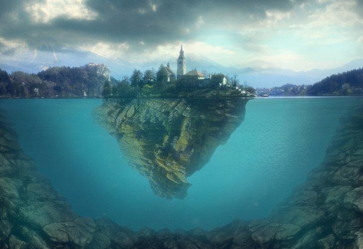 جزيرة بليد في سلوفينيا