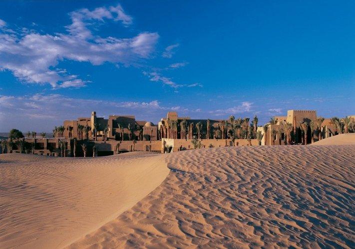 فندق باب الشمس دبي