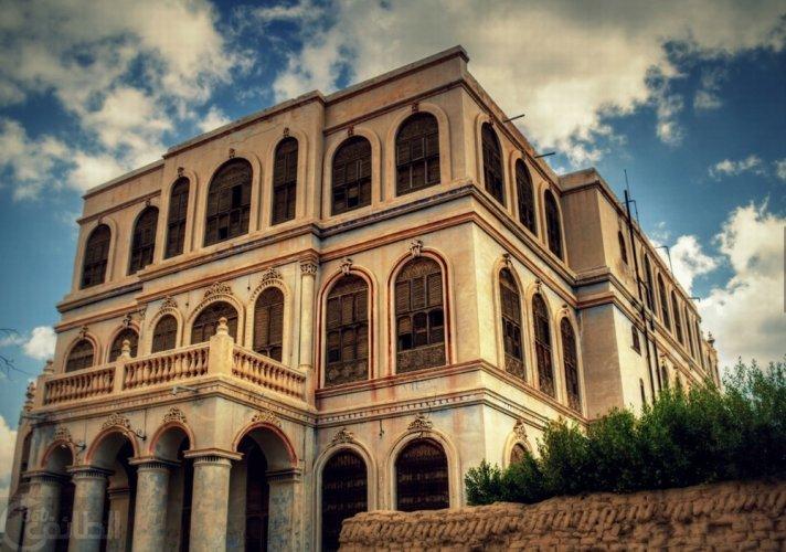 قصر شبرا في الطائف