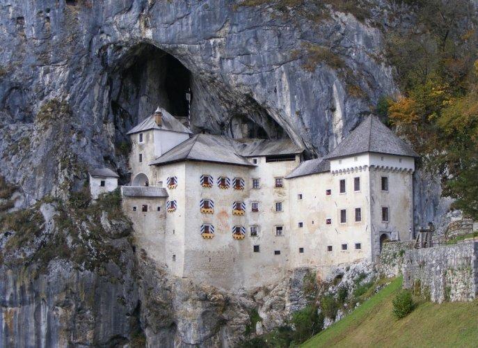 قلعة بريدجاما في سلوفينيا