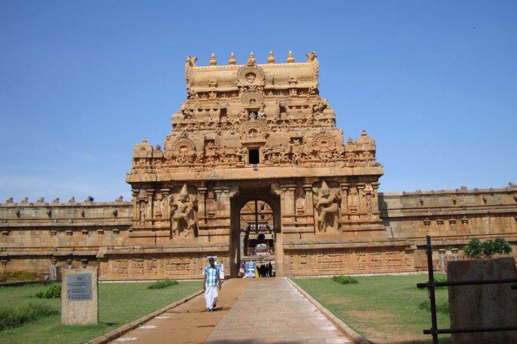 معابد تاميل نادو Tamil Nadu