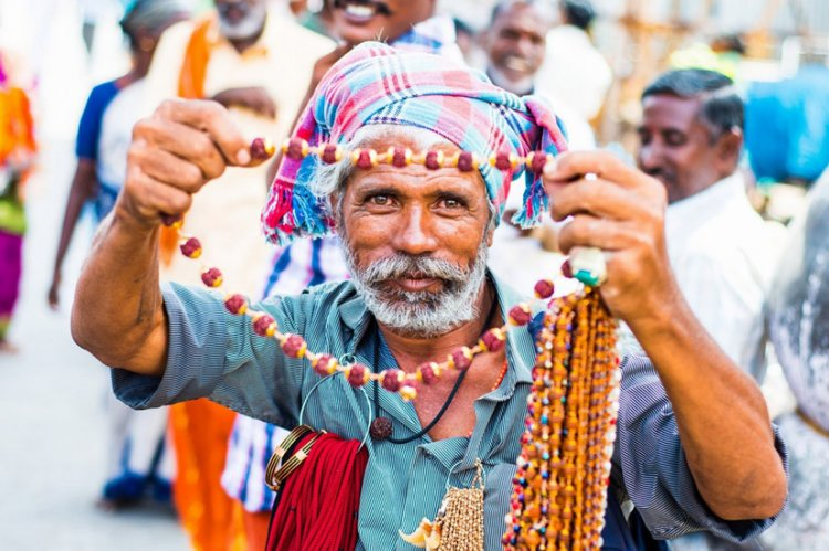 سكان تاميل نادو Tamil Nadu