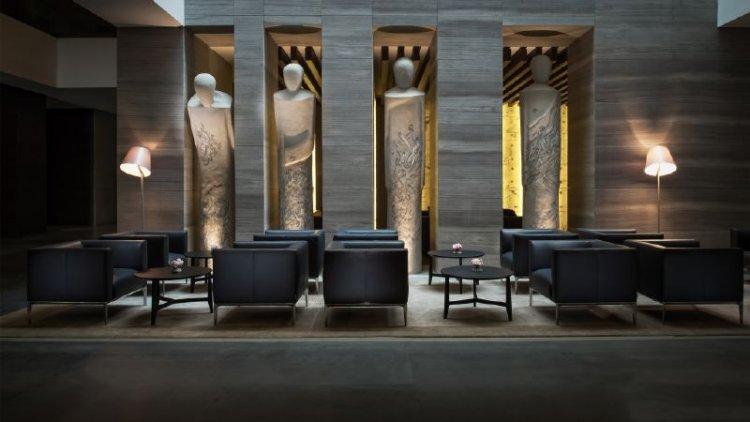 فنادق ومنتجعات إنتركونتيننتال تقدم الهندسة والتكنولوجيا والفن والأسلوب