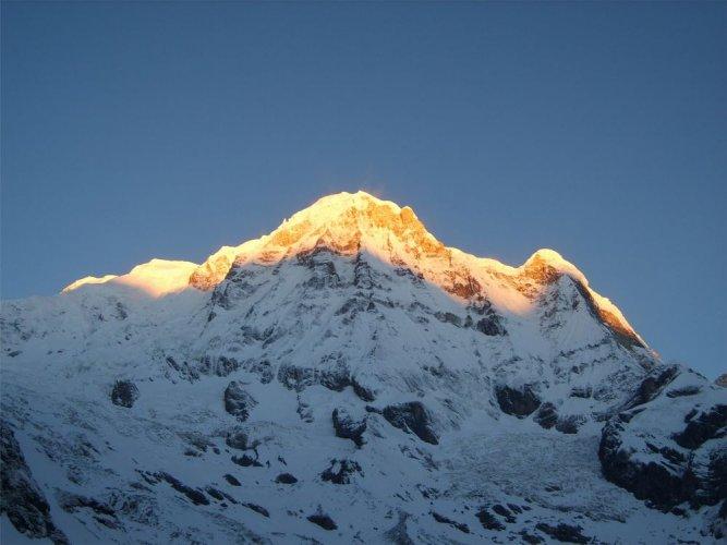 المنحدرات الجبلية