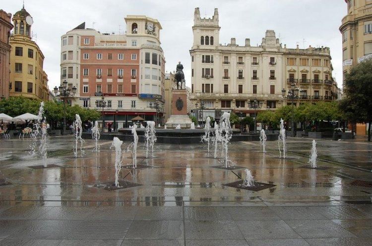 ساحة دي لاس تنديلاس