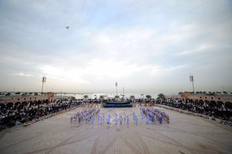 مهرجان الساحل الشرقي للتراث البحري