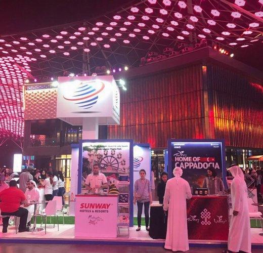 معرض السفر والسياحة السنوي في دبي