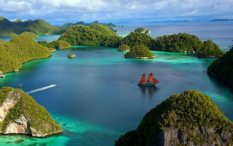 جزر راجا أمبات