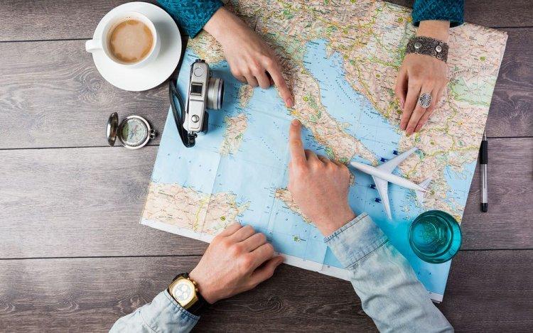 تخطيط رحلة