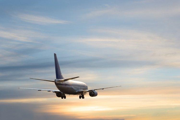 سرعة طيران الطائرات