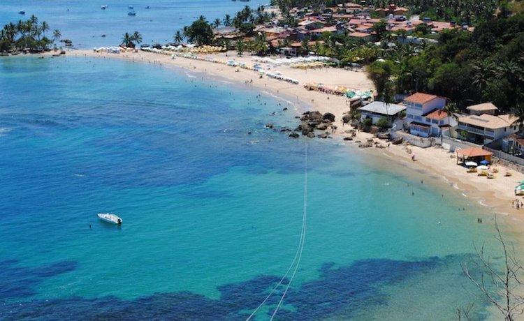 جزيرة Ilha de Tinhare في البرازيل