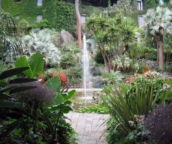 حدائق مورتيلا