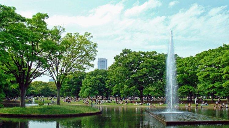 حديقة يويوجي