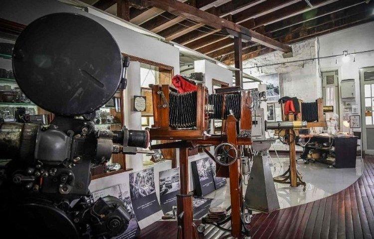 متحف التصوير الفوتوغرافي في جزر موريشيوس