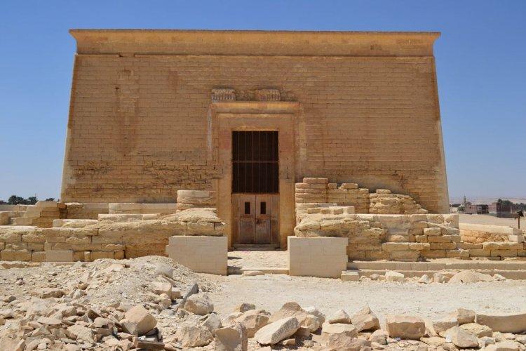 معبد قصر قارون في محافظة الفيوم