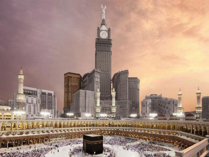 في مكة المكرمة