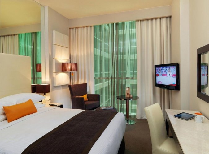 فندق سنترو دبي
