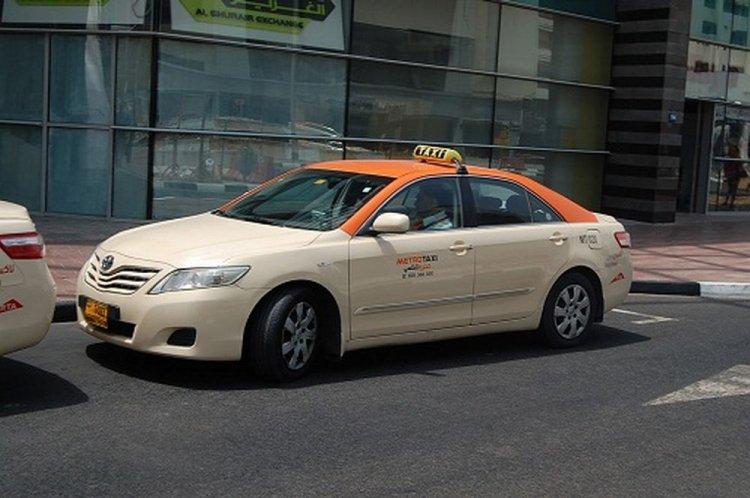 سيارة اجرة الشارقة