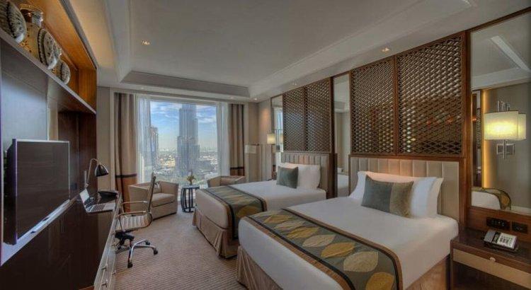 فندق تاج دبي في الامارات