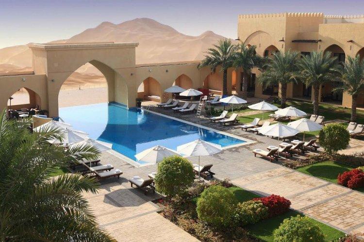 فندق تلال ليوا أبوظبي
