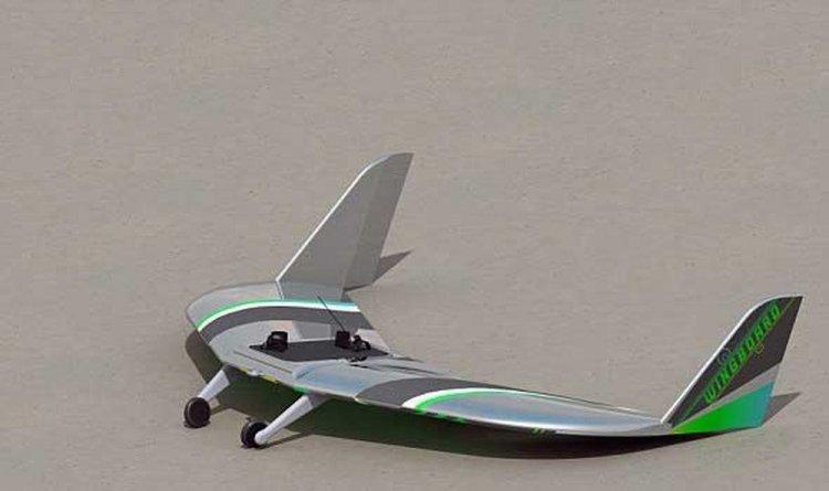 الطيران على لوح تزلج لركوب الهواء بدلا من الأمواج
